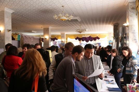 Международная туристическая ярмарка «Иссык-Куль 2013″