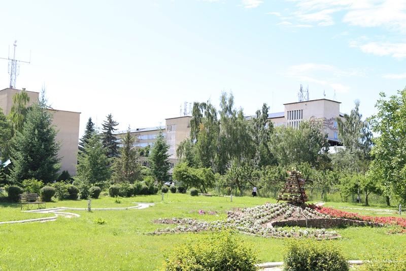 Санаторий Кыргызское взморье