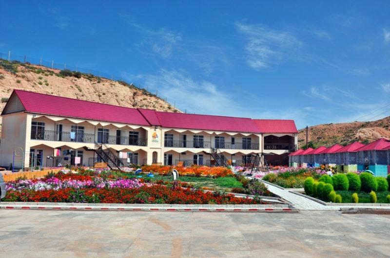 Отель на Иссык Куле